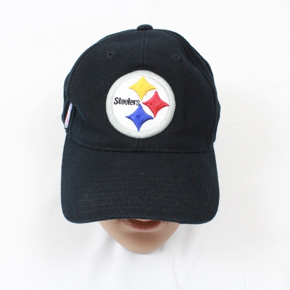439f904007e VTG Reebok Strapback Dad Hat VINTAGE Pittsburgh. M 5b341cbfaaa5b83a9932db3e